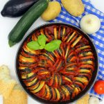 Easy vegan Ratatouille