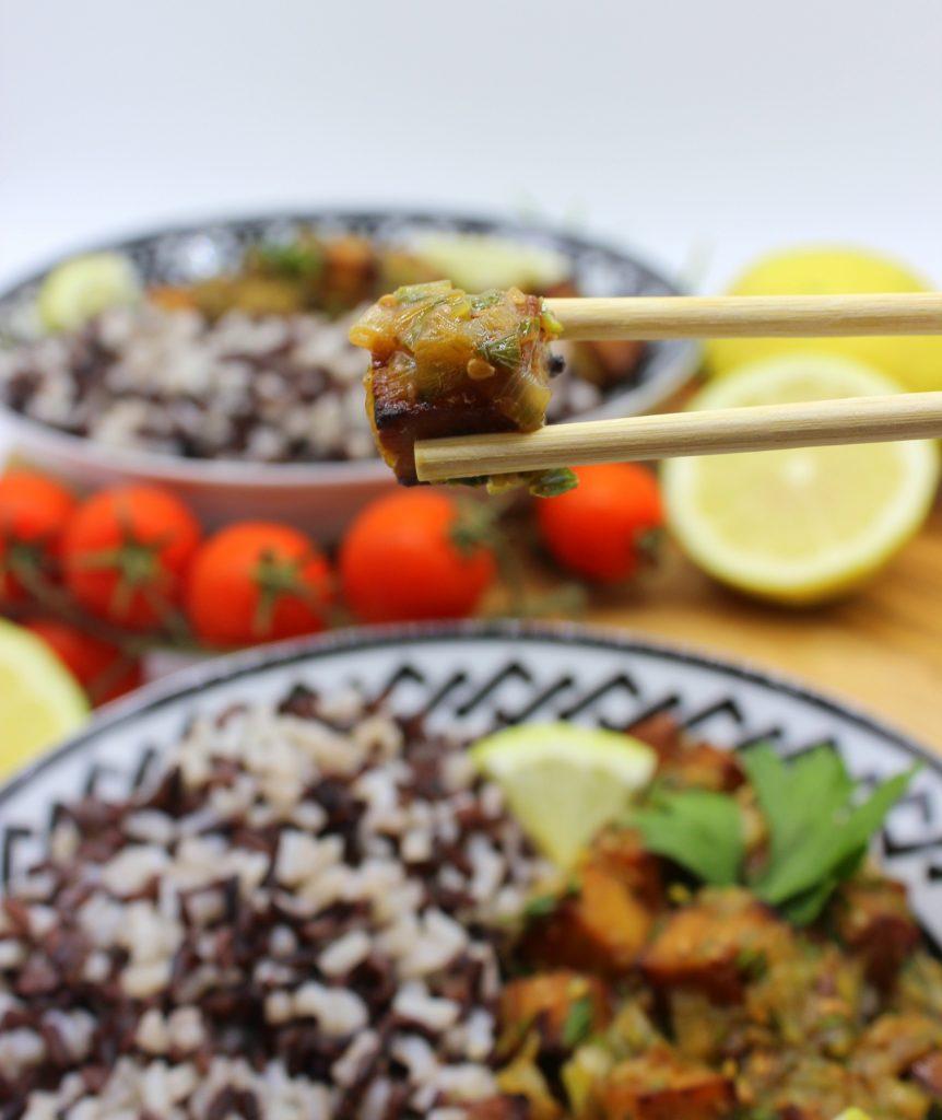 Tofu kubiņš