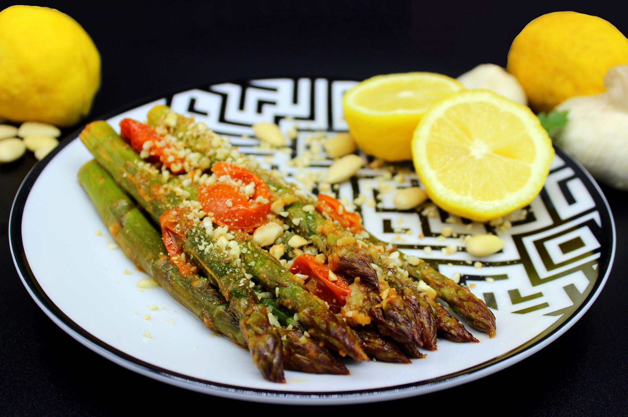 Delicious vegan side dish